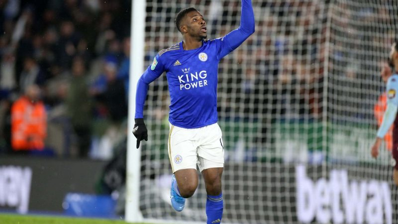 Leicester vs Aston Villa: Kelechi Iheanacho's emphatic equaliser leaves Carabao Cup semi-final evenly poised