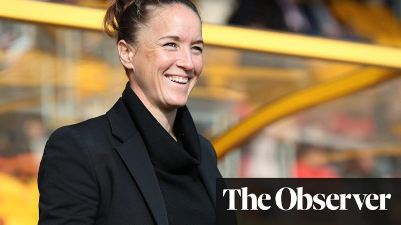 Casey Stoney lauds Manchester United's response to life in fast lane : WomensSoccer