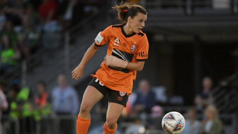 Hayley Raso departs Brisbane Roar FC for Everton (FAWSL) : WomensSoccer