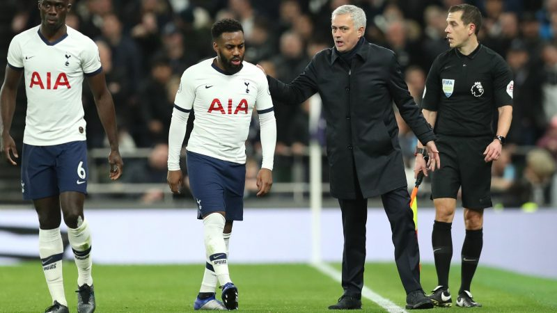 'Serial winner' Jose Mourinho targeting FA Cup glory, reveals Danny Rose