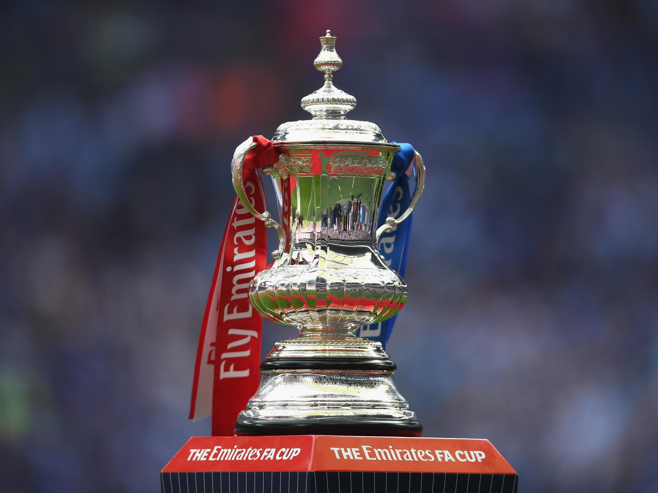Fa Cup Today Fixtures
