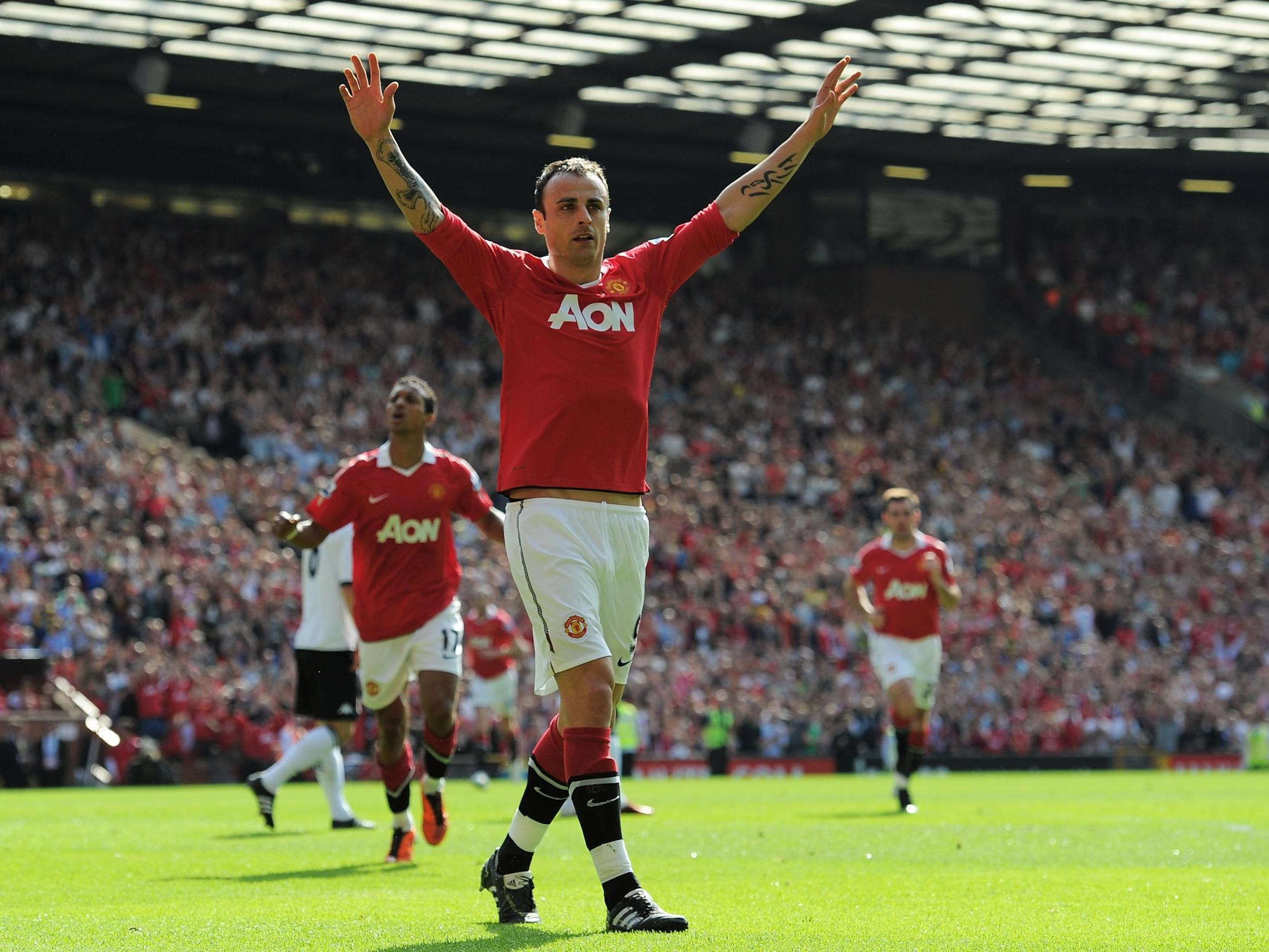 Manchester United the last place big players want to go, says Dimitar Berbatov