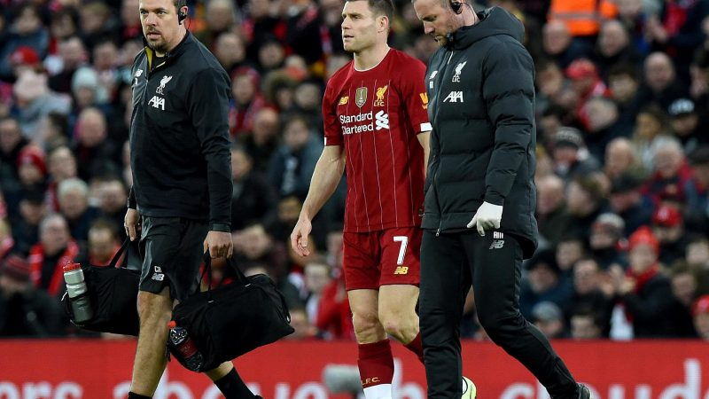 James Milner injury: Liverpool awaiting scans on midfielder after FA Cup win over Everton