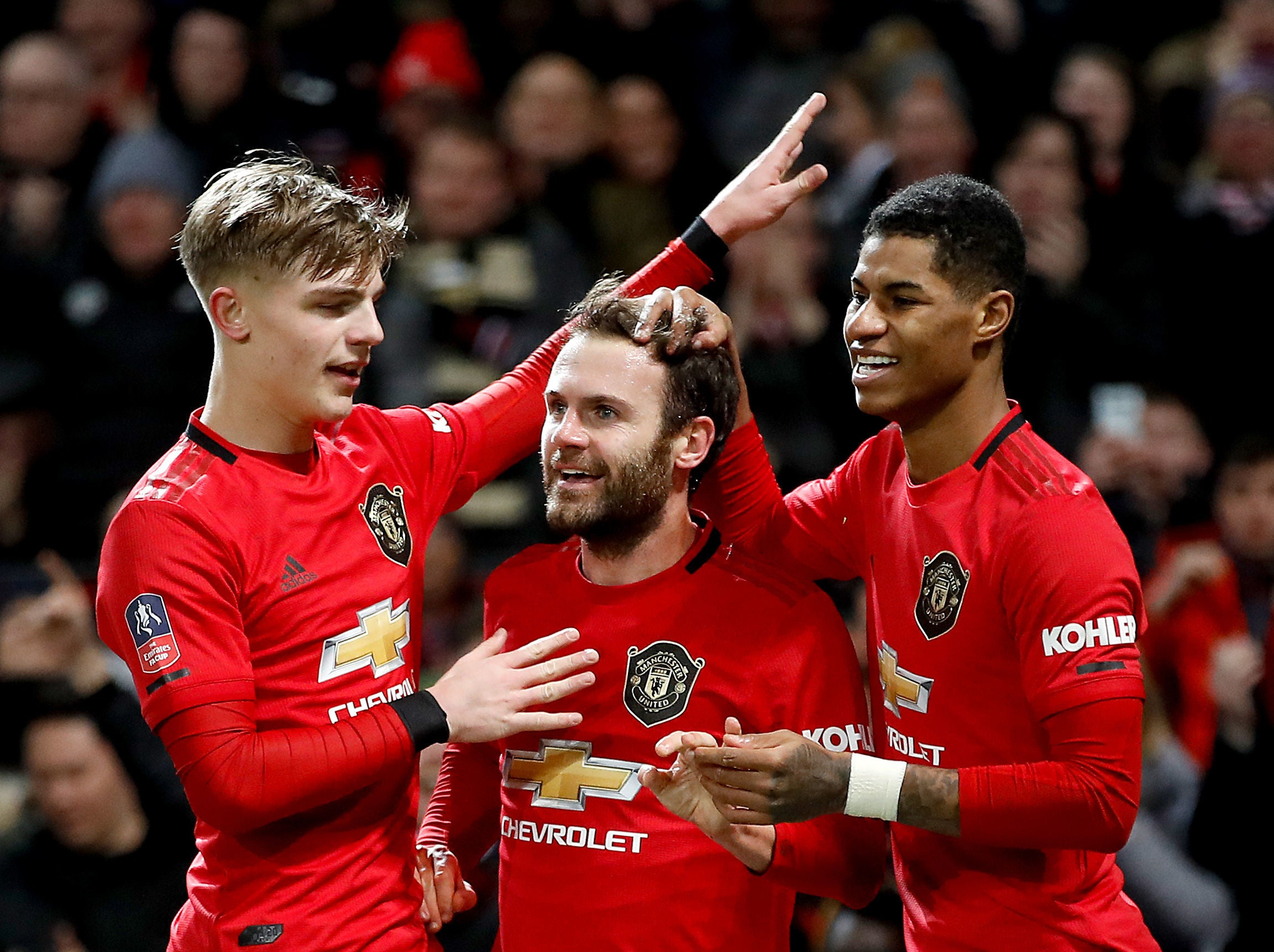 Manchester United 1-0 Wolves: Juan Mata goal sees Spaniard top our player ratings