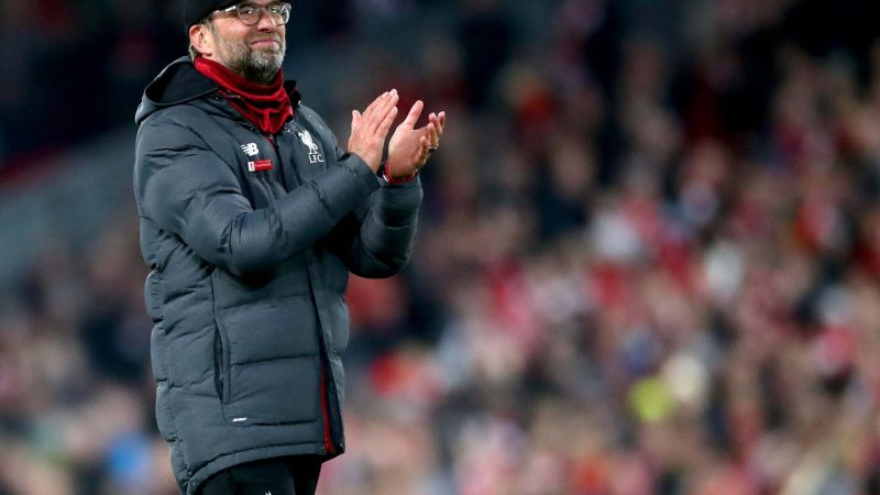Liverpool manager Jurgen Klopp not satisfied with win over West Ham