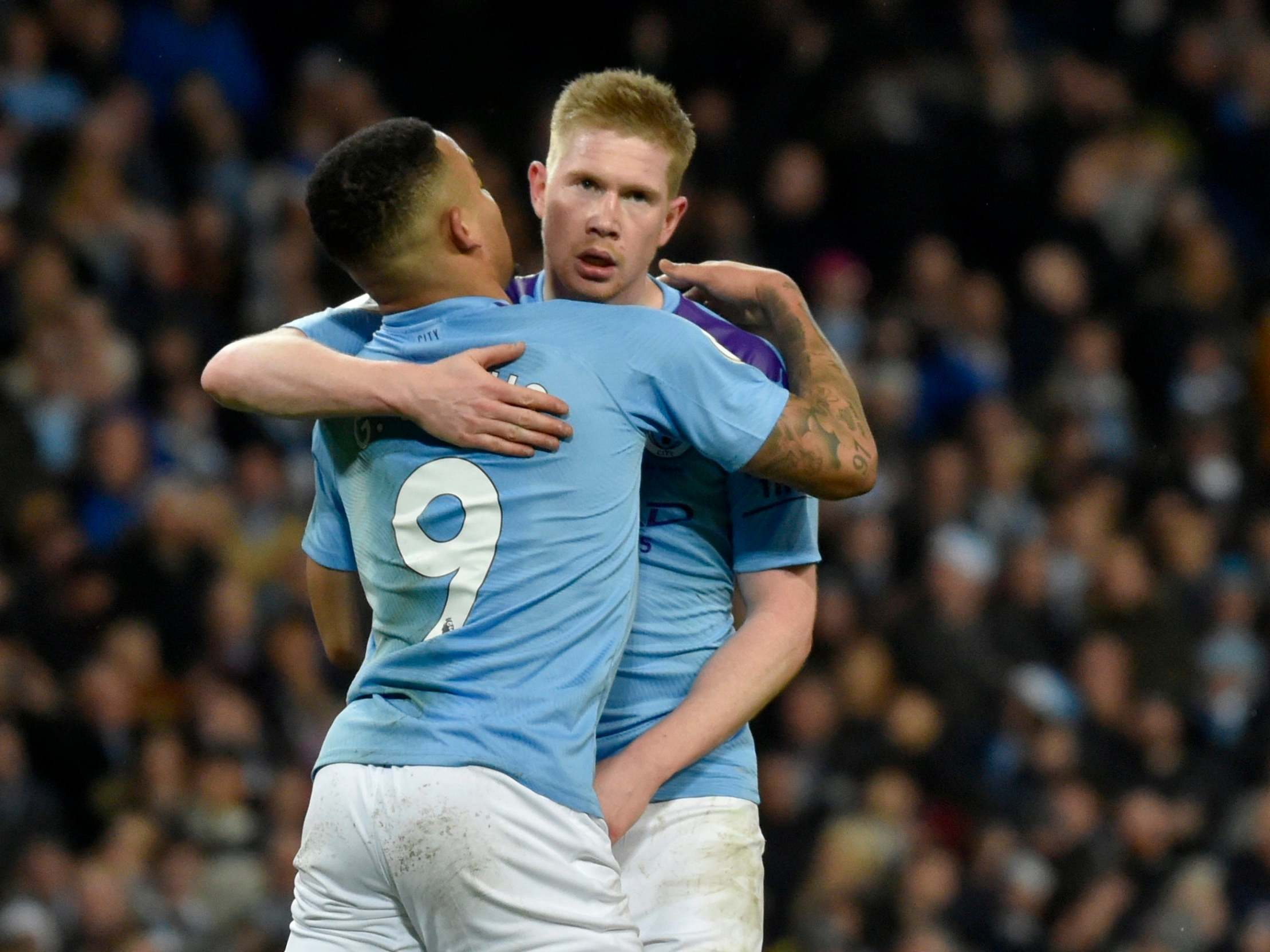 Kick-off time and TV info for Man City vs Everton