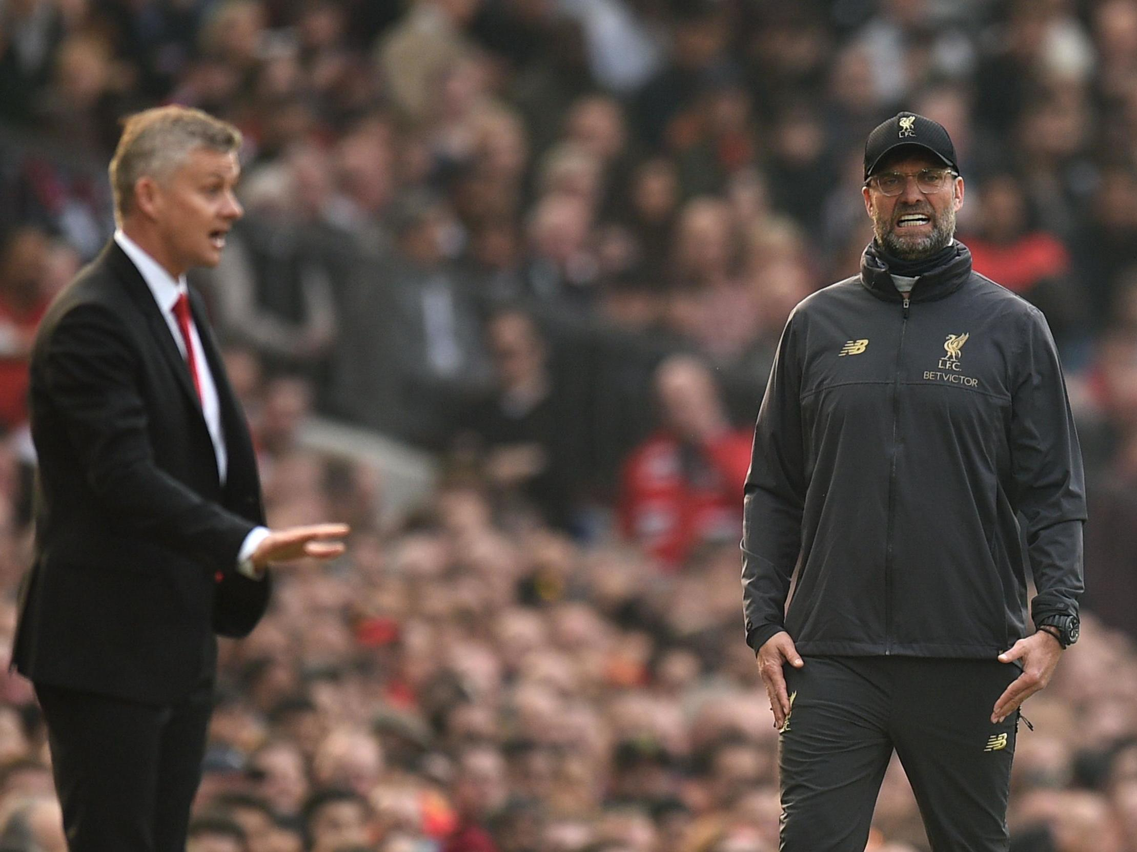 Liverpool vs Manchester United live stream: How to watch Premier League fixture online and on TV today