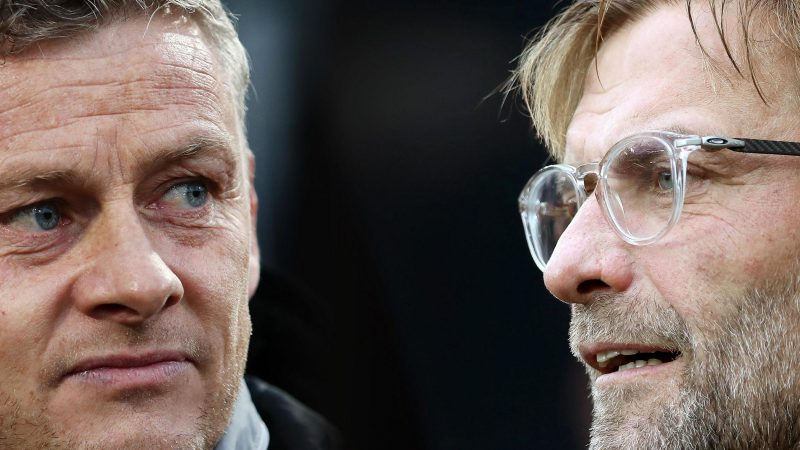 Predicting how Liverpool and Manchester United will play out today
