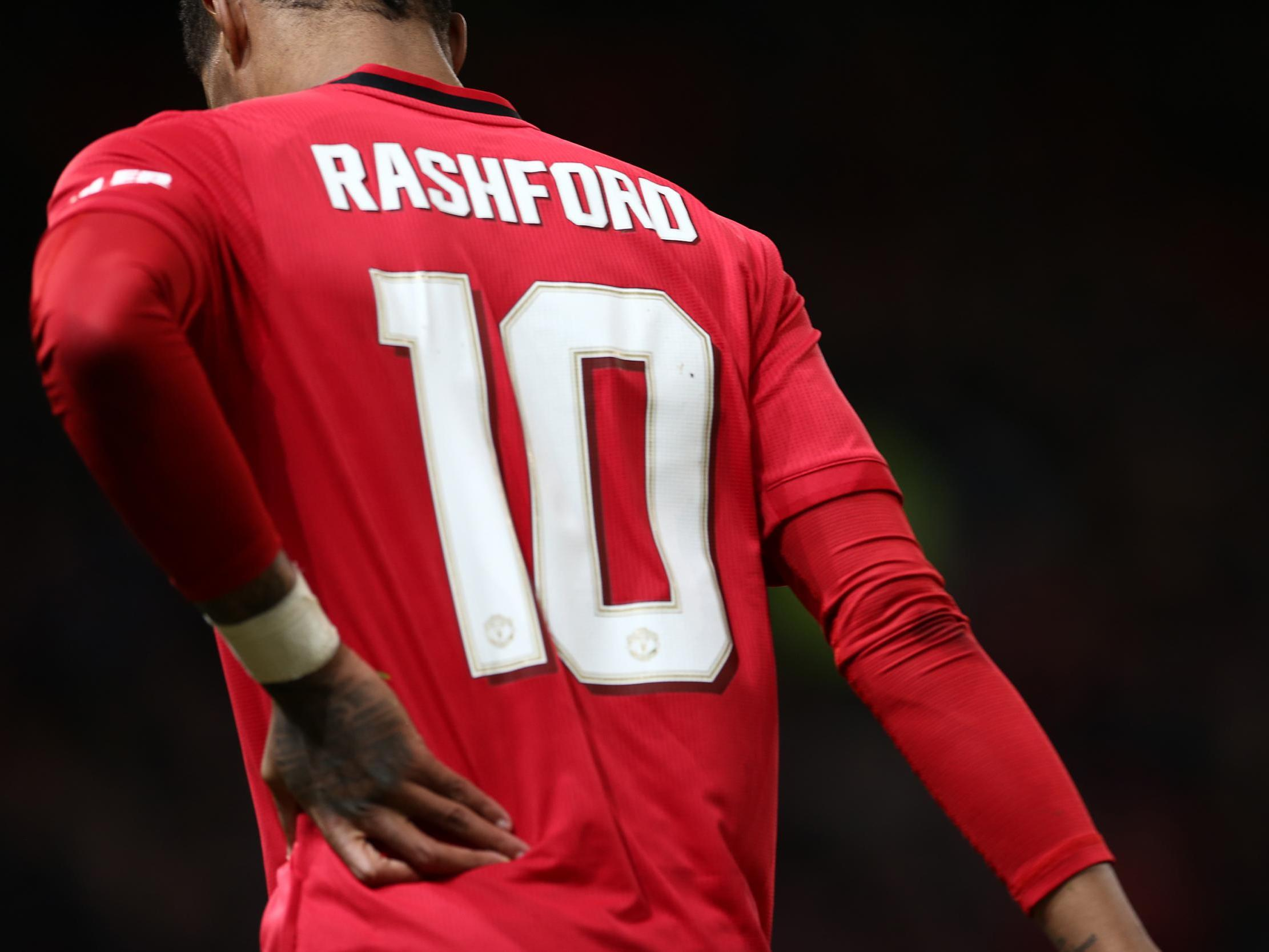 Marcus Rashford injury: Manchester United manager Ole Gunnar Solskjaer admits substitution 'backfired'
