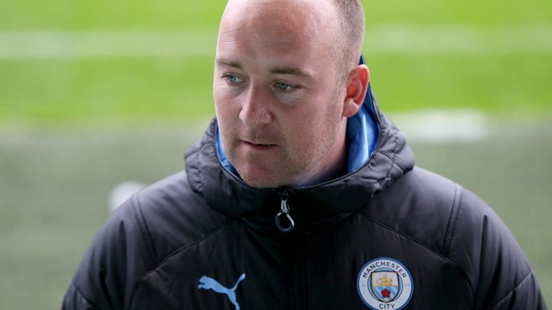 Man City Women's manager Nick Cushing to join New York City FC