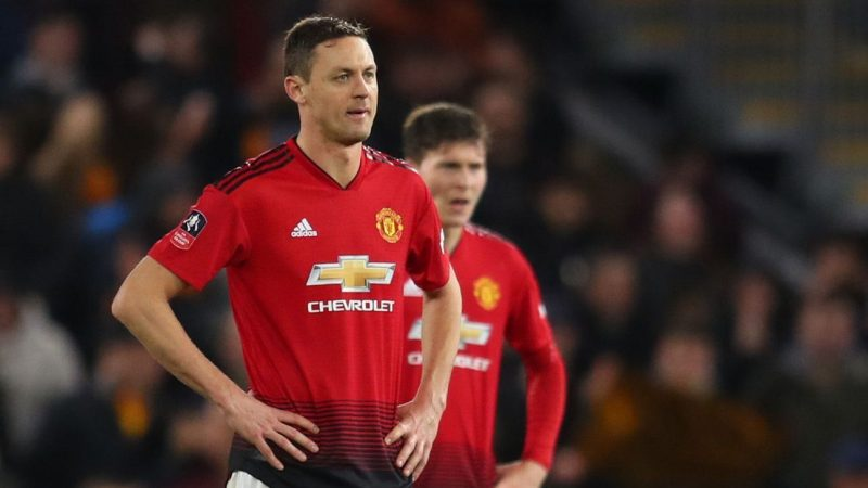 Matic unsure of Man United future amid interest from Inter and Spurs