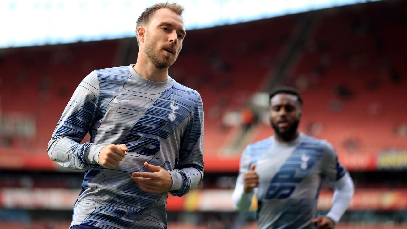PSG interest complicating Inter's Christian Eriksen move