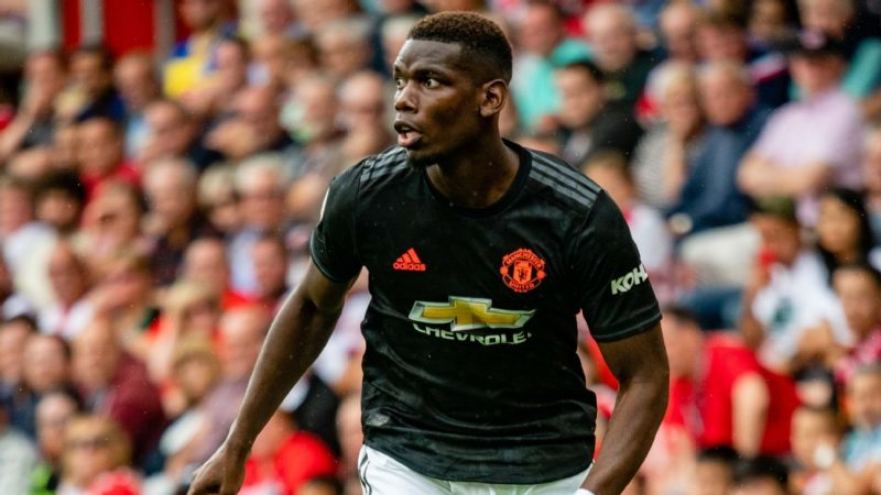 Man United demand £150m for Pogba amid Madrid, Juve interest