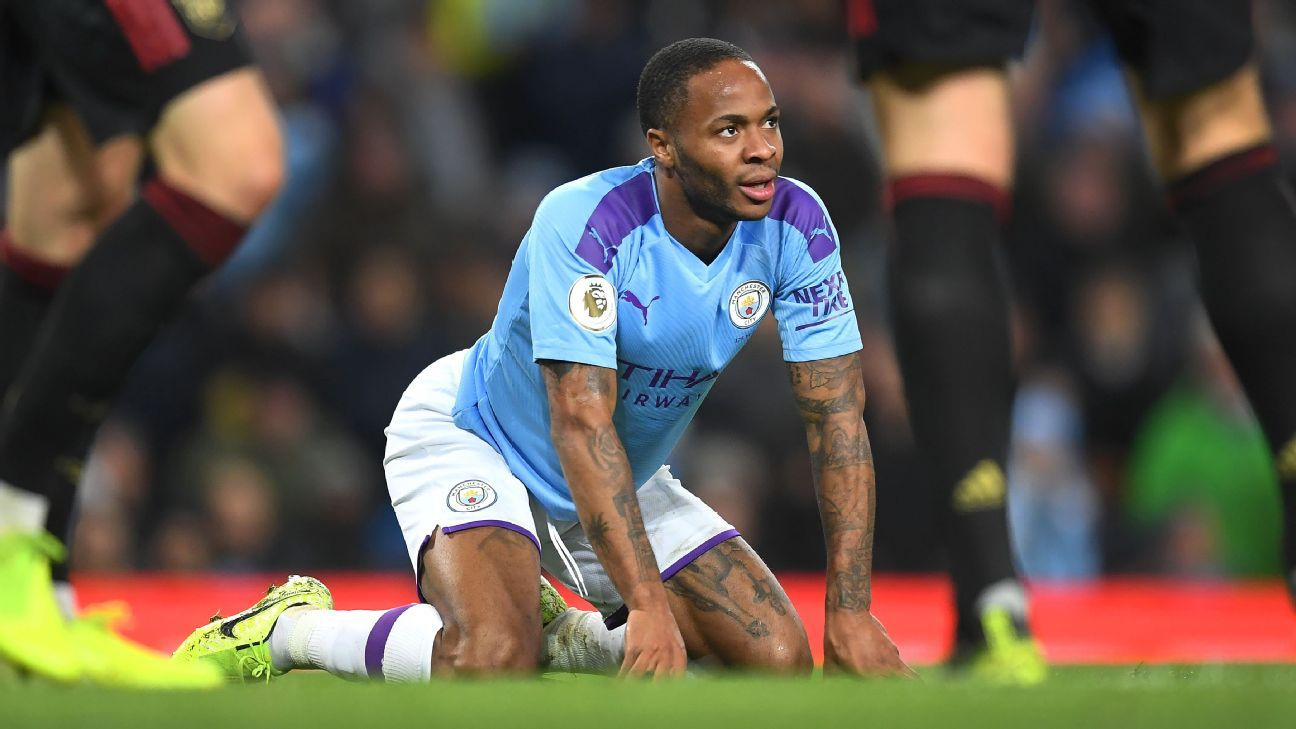 Manchester City fan banned five years for racist abuse of Raheem Sterling