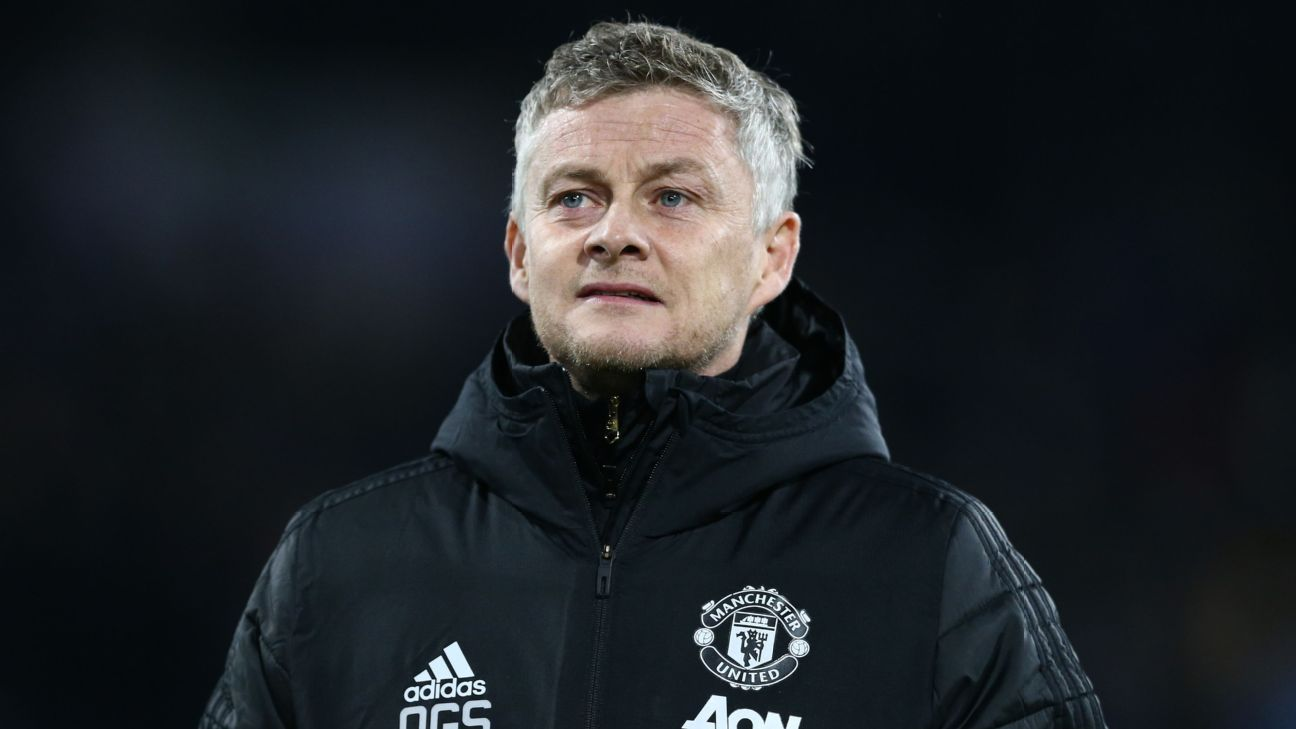 Solskjaer insists Manchester United hierarchy support him amid mounting pressure