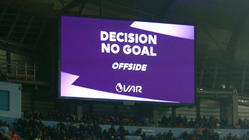 """""""Offside is offside"""" with VAR even to the tightest of margins"""