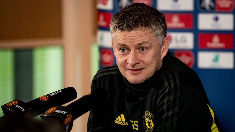Man United boss Solskjaer hits back at Robin van Persie in row over Arsenal defeat reaction