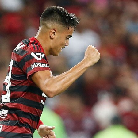 Real Madrid sign Brazilian wonderkid Reinier from Flamengo