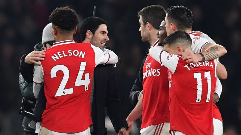 How Arteta restored belief in the Arsenal squad after a season of crisis