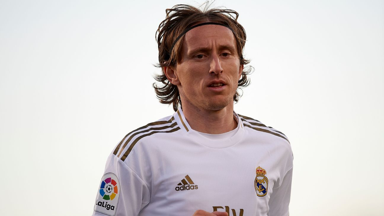 Real Madrid's Modric approached by D.C. United Inter Miami Atlanta