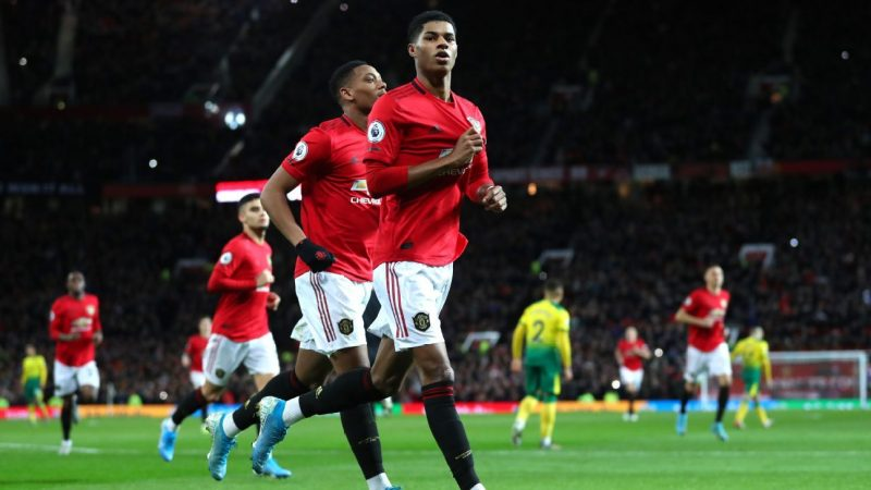 Man United have hope of a brighter future amid Rashford's emergence as a world-class talent