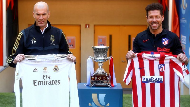 Real and Atletico take Madrid derby road show to Saudi Arabia for Spanish Supercopa showdown