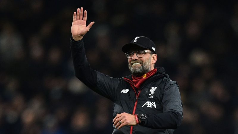 Liverpool manager Jurgen Klopp said points record 'doesn't feel special'