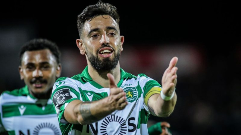 Man United to walk from Bruno Fernandes deal unless Sporting lower demands