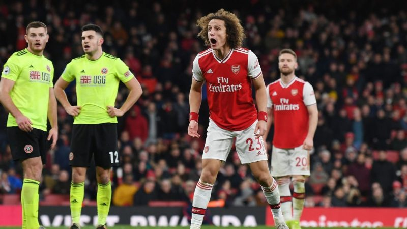 Arsenal suffer deja vu vs. Sheffield United as bright attack let down by unreliable defending