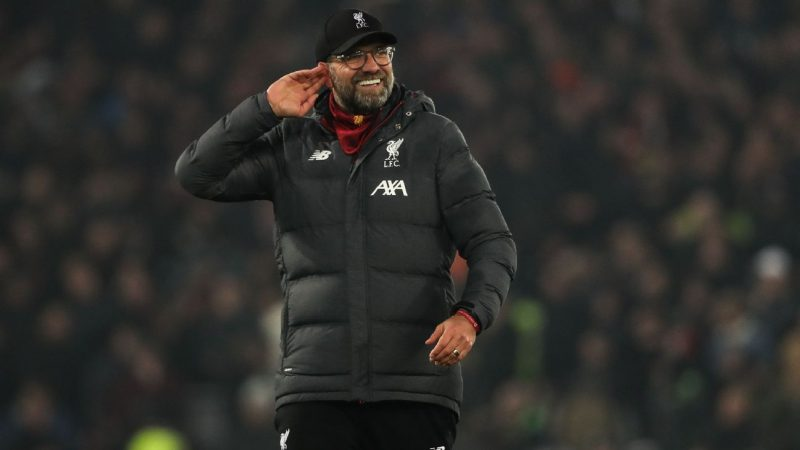 Jurgen Klopp won't play Liverpool first team in FA Cup replay vs. Shrewsbury Town