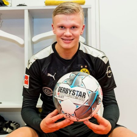 Why Erling Haaland's hat trick on Dortmund debut doesn't count in Germany