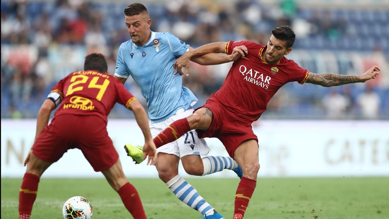 Lazio, Roma face off with much more than city bragging rights at stake