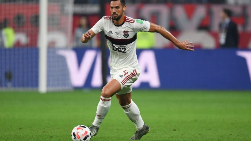 Sources Arsenal near deal for Flamengo's Spanish defender Pablo Mari