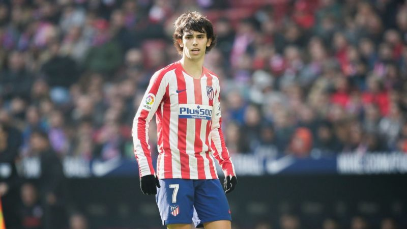 Atletico's Joao Felix set to miss Madrid derby through injury