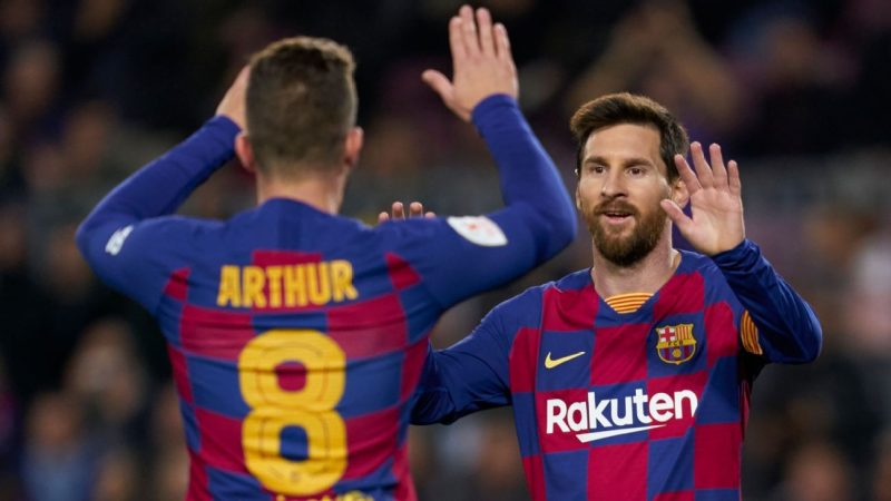 Messi 8/10 as Barcelona's creator-in-chief in commanding Copa del Rey win over Leganes