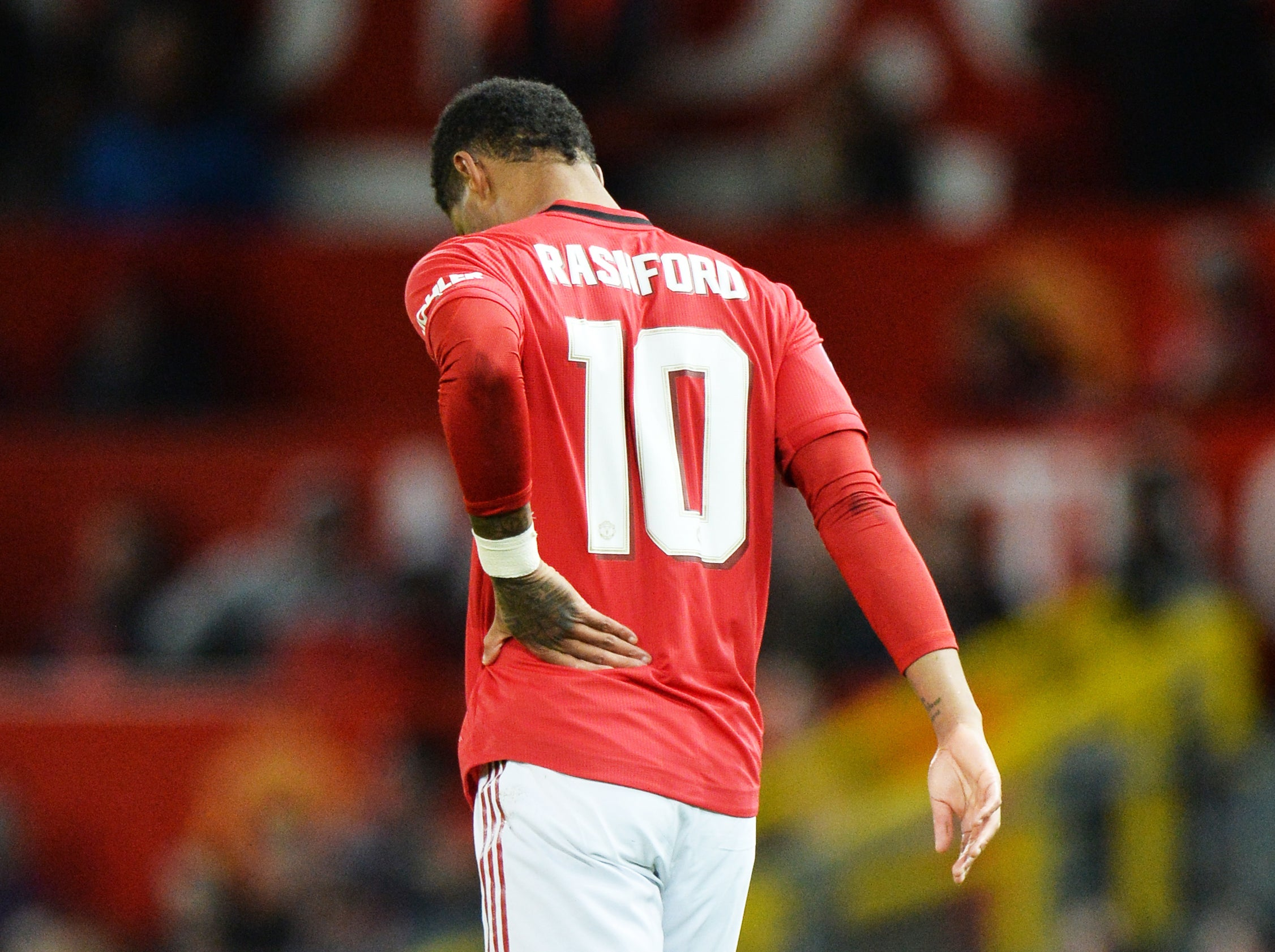 Marcus Rashford injury: Manchester United turn to transfer market as top scorer faces lengthy lay-off