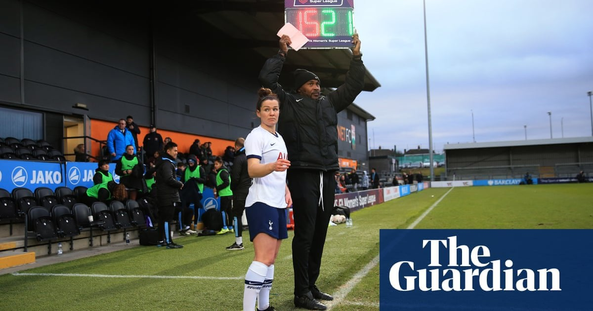 Emma Mitchell's move to Spurs makes sense in weird world of club rivalries : WomensSoccer