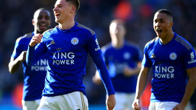 Leicester manager Brendan Rodgers backs Harvey Barnes to break into England team as Euros loom