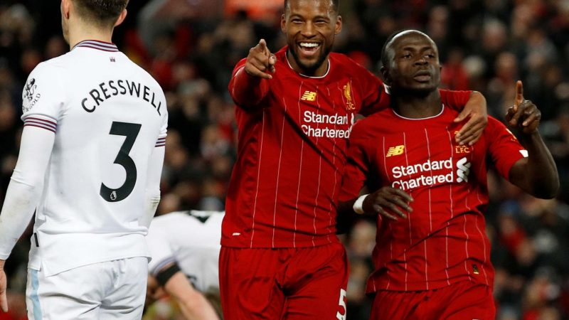Liverpool vs West Ham result: Reds fight back in five-goal thriller