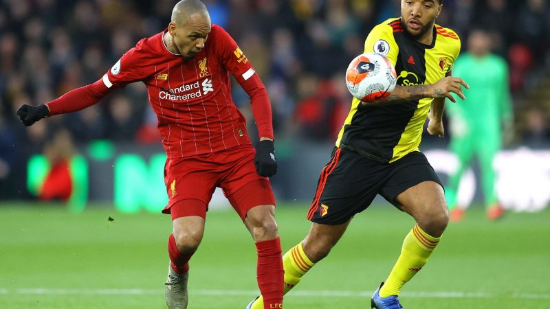 Watford vs Liverpool LIVE: Latest Premier League updates today