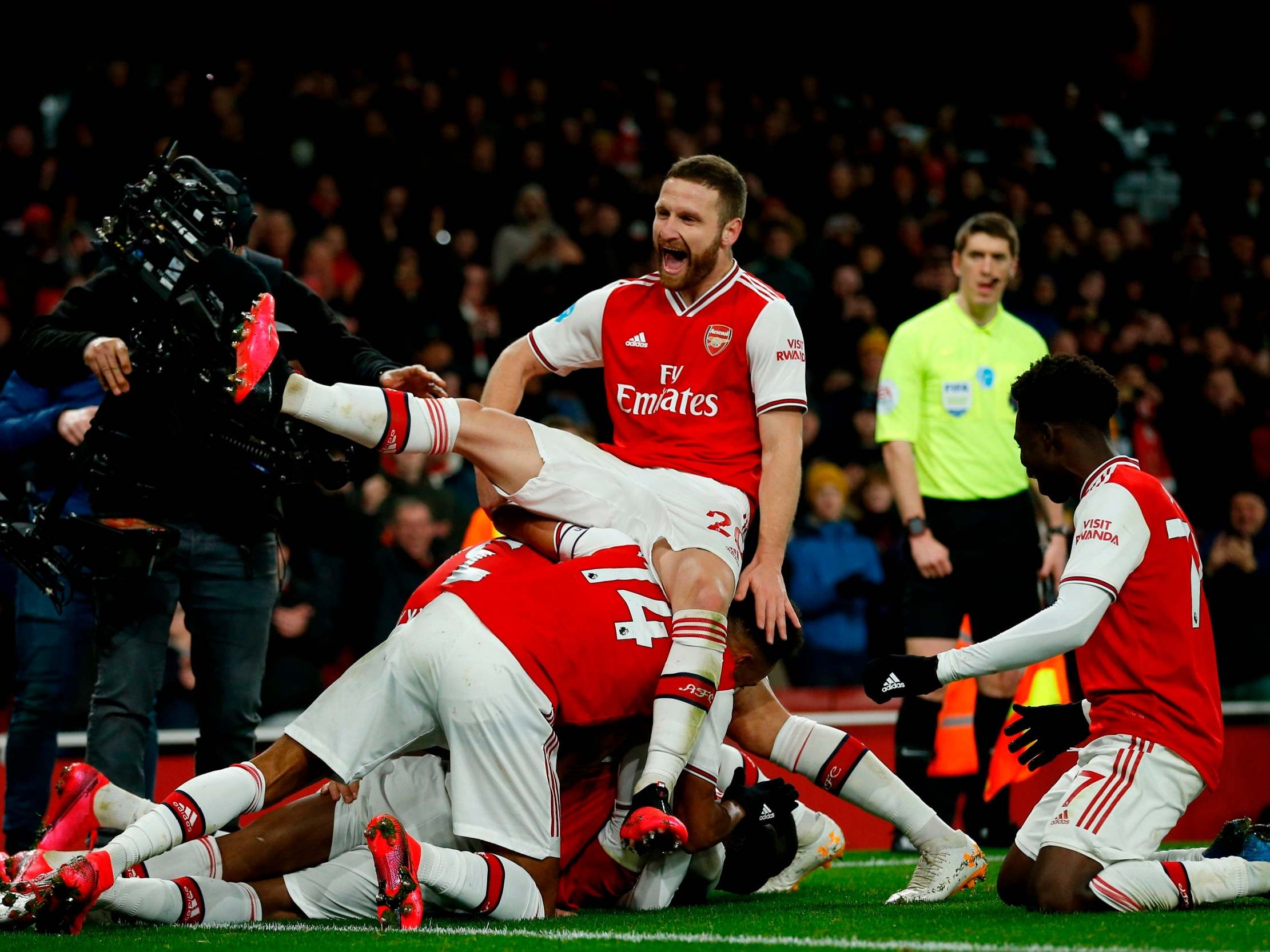 Arsenal vs Newcastle result: Mikel Arteta dares to dream of breakthrough on perfect afternoon for Gunners