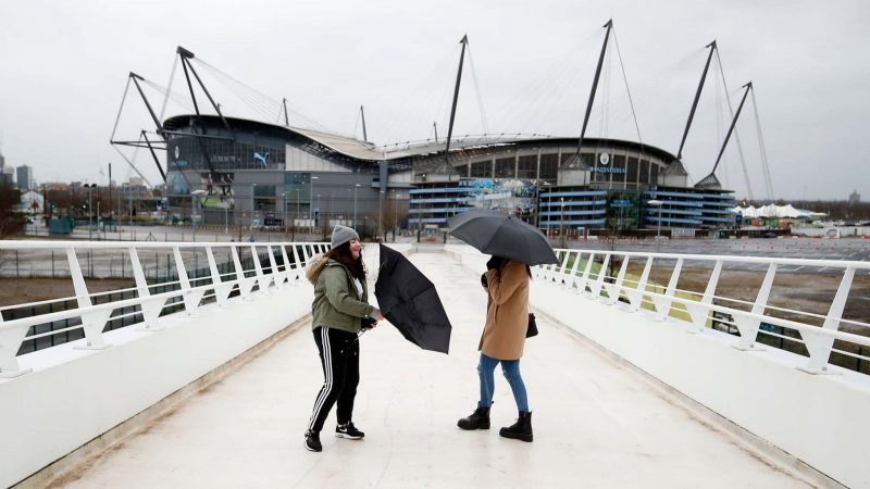 Storm Ciara news: Man City vs West Ham game postponed tonight