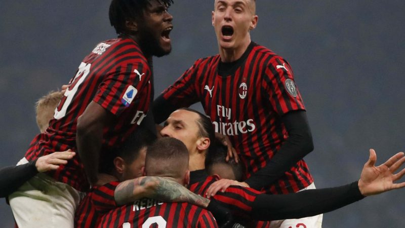 AC Milan vs Juventus live stream: How to watch Coppa Italia fixture online and on TV tonight