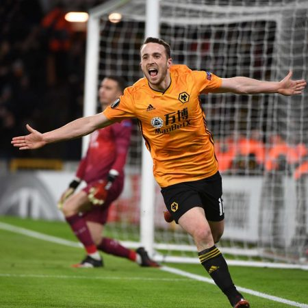 Wolves vs Espanyol result: Diogo Jota hits hat-trick as Nuno Espirito Santo's side surge towards last-16