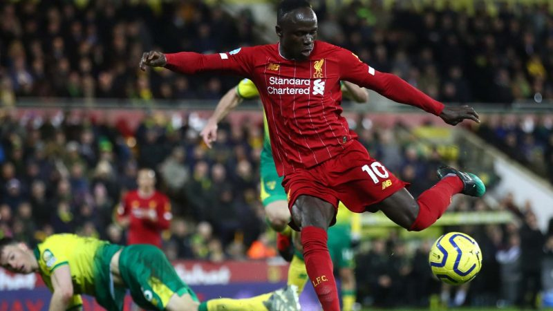 Norwich vs Liverpool result: Player ratings as Sadio Mane extends Reds' unbeaten streak