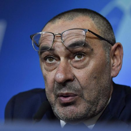 Lyon vs Juventus: Maurizio Sarri pinpoints what was missing in Champions League defeat