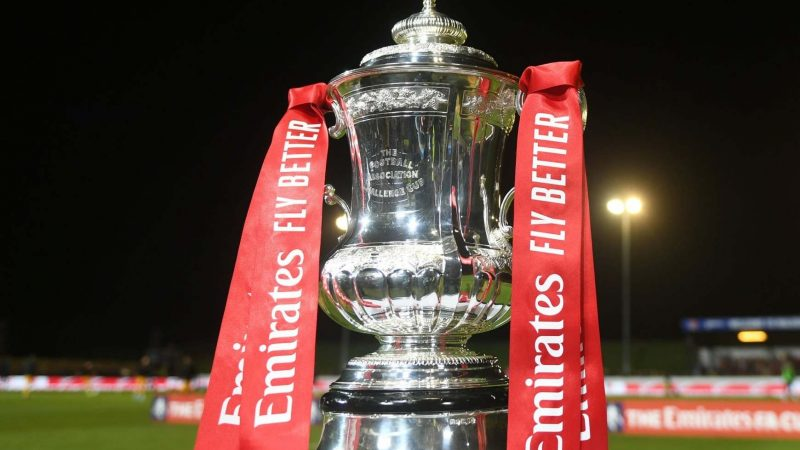 FA Cup fifth round: Chelsea vs Liverpool and Derby vs Manchester United selected as TV fixtures