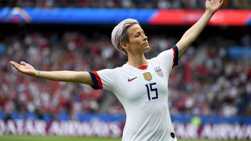 US women's football players seek more than $66m in damages over pay gap and sexism