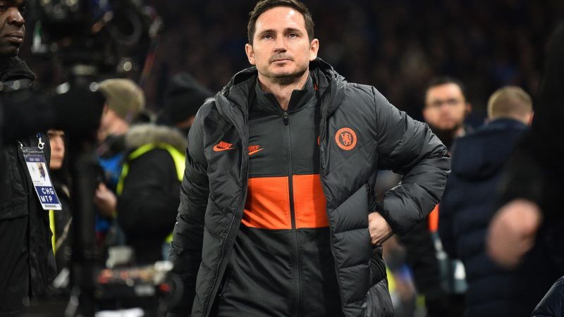 Frank Lampard urges Chelsea to reach Bayern Munich levels after Champions League 'reality check'
