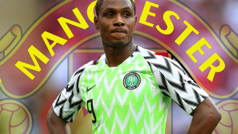 Man Utd transfer news: Odion Ighalo agrees loan deal on deadline day